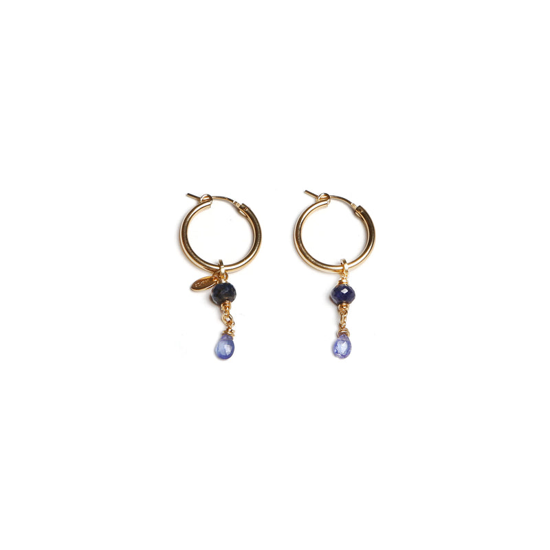 Christine Small (50mm) Earing - TARBAY