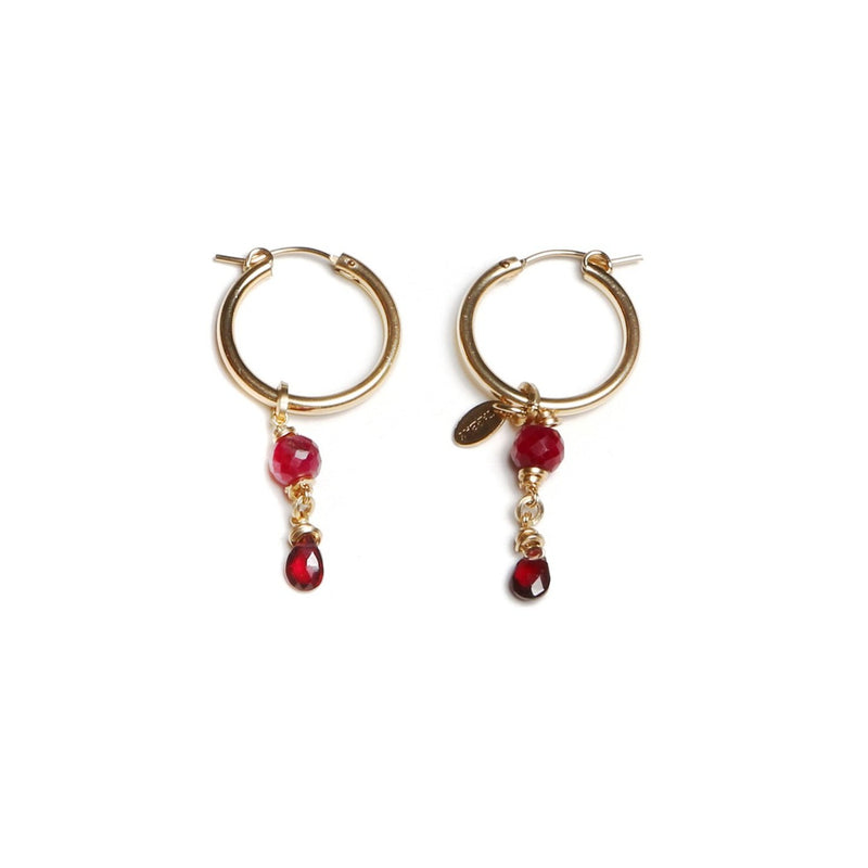 Christine Small (50mm) Garner Earing - TARBAY