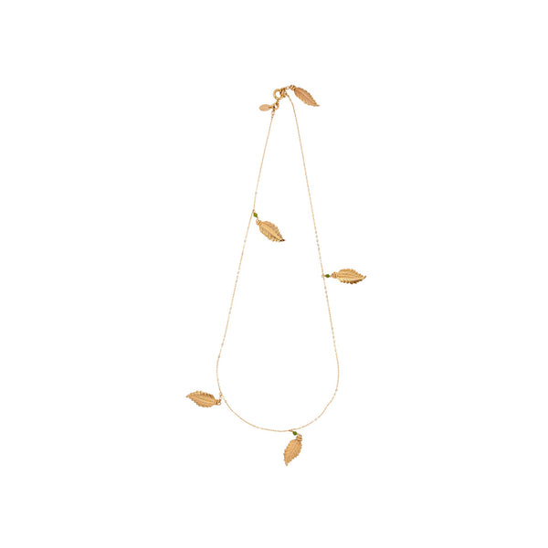 Foresta Leaves Necklace