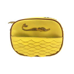 Mermaid Clutch Bag - Yellow - TARBAY