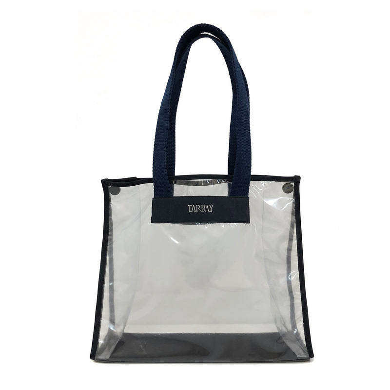 Kingston Blue Tote Bag