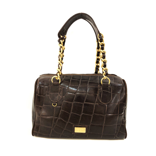 Geneva Bag - Brown