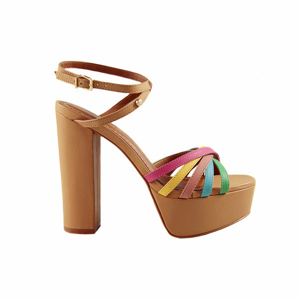 Arrecife Multicolor Sandals