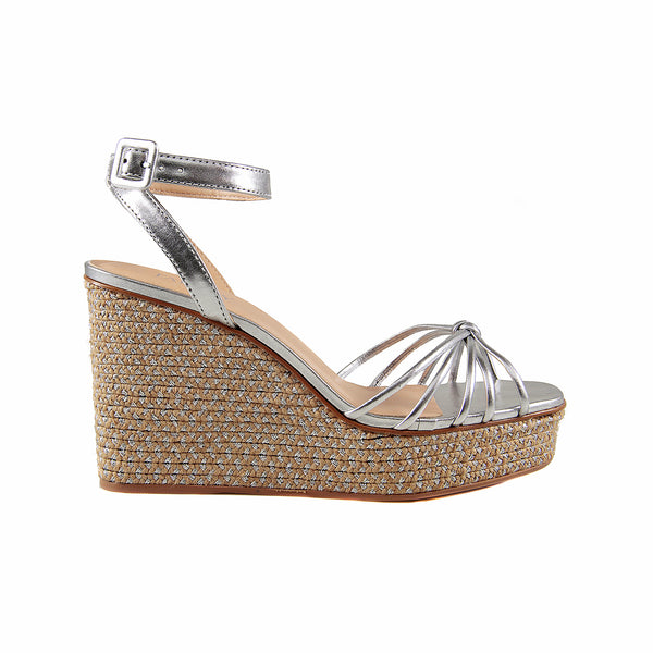 Edrielle Silver Wedge
