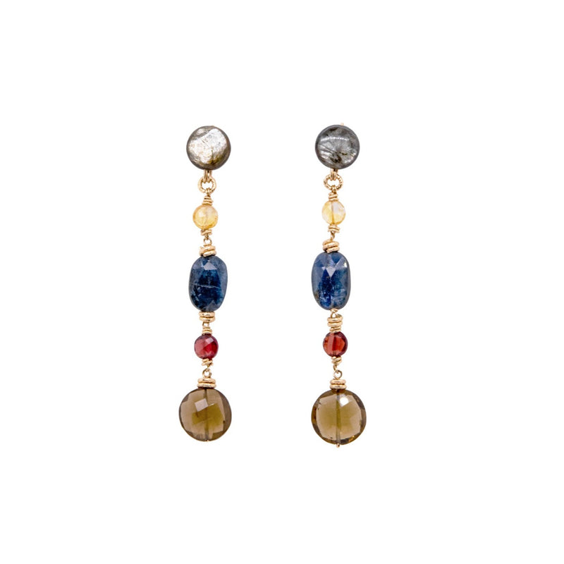 Siruma Dangle 85mm Earring