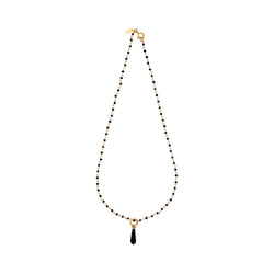 Cala Necklace - Black Onyx
