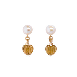 Sabana Quartz 35mm Earring
