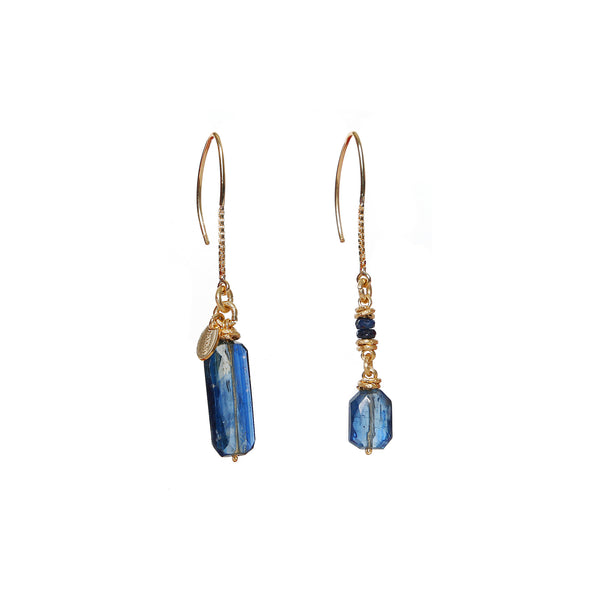 Elizabeth Blue Earrings
