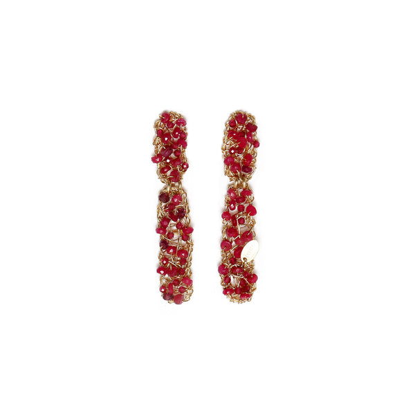 Rascacielo Dangles  Earrings
