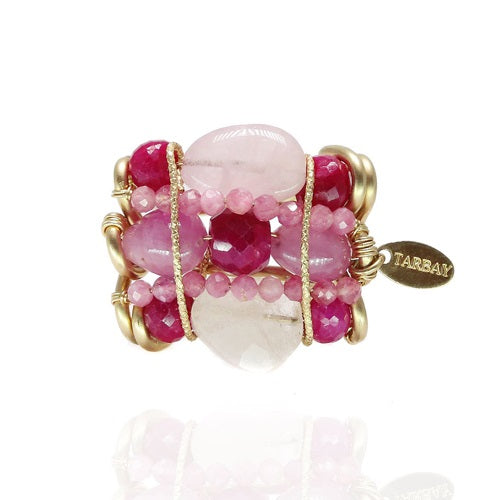 Mermelada Pink Ring