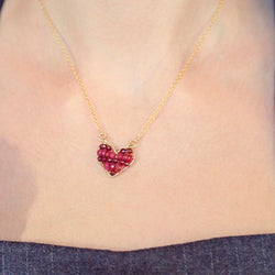 Corazon Necklace