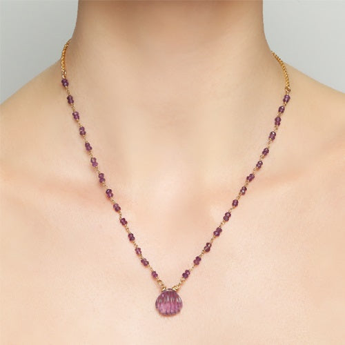 Oceano Pink Necklace