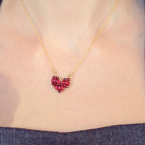 Corazon Necklace - TARBAY