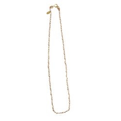 Pearl Chain Necklace (2mm) - TARBAY