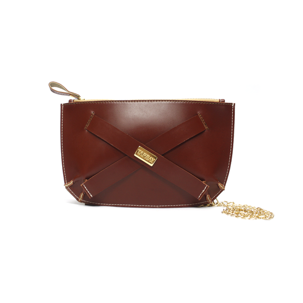 Tajali Clutch Bag - Earthy