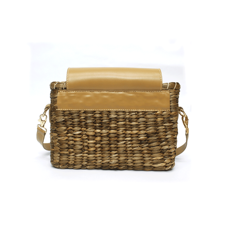 Warao Leather Flap Bag