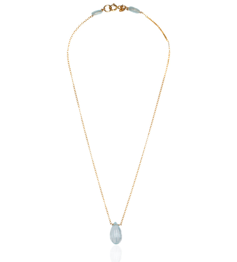 Oceano Gold Necklace