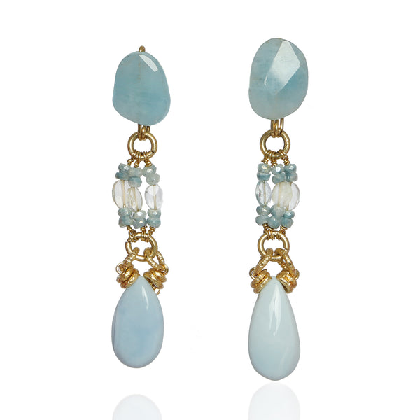 Atargati Pendat Earrings