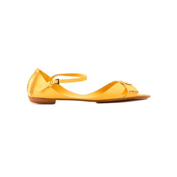 Tajali Leather Sandals - Spring - TARBAY