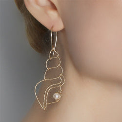 Alvania Dangle Earrings