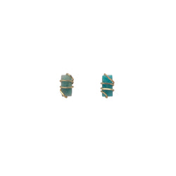 Constellation Amazonite Earring