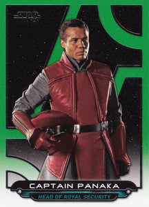 Star Wars Galactic Files Reborn card TPM-13 Green Parallel #d 040/199