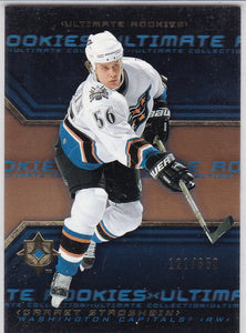 Garret Stroshein 2004-05 Ultimate Rookie card #47 #d 121/350