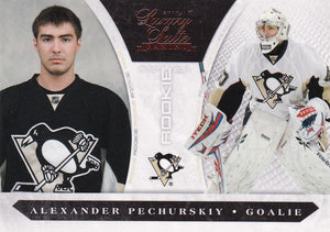 Alexander Pechurskiy 2010-11 Luxury Suite Rookie card 213 #d 291/899