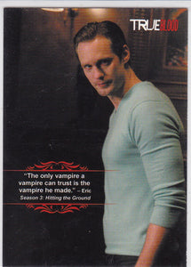True Blood Premiere Edition The Quotable True Blood card Q3