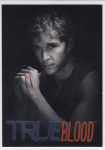 True Blood Premiere Edition Black & White card BW6 Jason Stackhouse