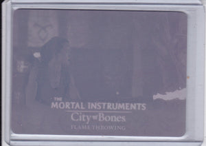 Mortal Instruments City Of Bones Magenta Printing Plate 1/1 for card S-41