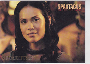 Spartacus Blood And Sand Seductive card SE6 #d 171/350