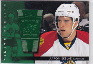 Aaron Ekblad 2014-15 SPX Finite Rookies card #29 #d 057/149
