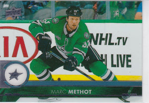 Marc Methot 2017-18 Upper Deck card #307 Clear Cut parallel