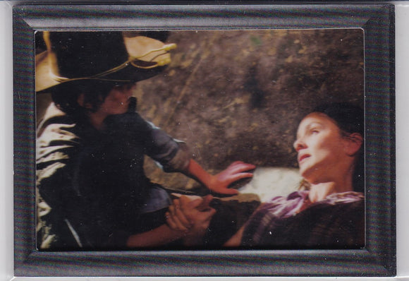 Walking Dead Season 3 Part 1 Grimes Family Shadowbox card GF-06 Goodbye