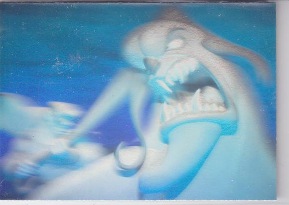 1997 Skybox Disney's Hercules Hologram card 1 of 2