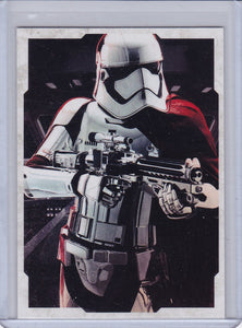 Star Wars The Last Jedi Character Portraits Insert card CP-9 Captain Phasma