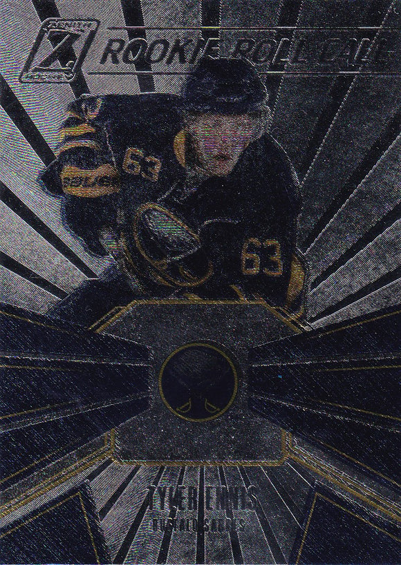 Tyler Ennis 2010-11 Zenith Hockey Rookie Roll Call card #9