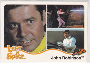 2005 Rittenhouse The Complete Lost In Space Promo Card P1
