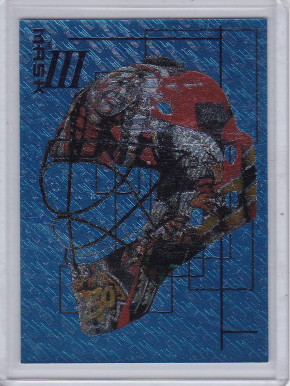 Jocelyn Thibault 2003-04 Be A Player Memorabilia The Mask III card M-20