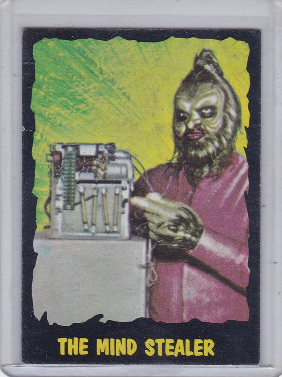 1964 O-Pee-Chee Outer Limits card #31 The Mind Stealer