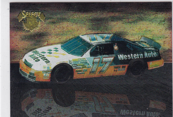 1994 Pinnacle Select Racing Dream Machine card DM10 Darrell Waltrip