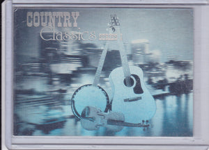 Country Classics Series 1 Hologram Insert card 2 of 2