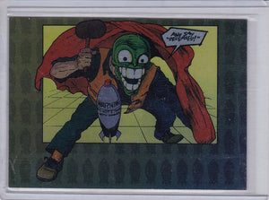 1994 Cardz The Mask Movie Tekchrome Insert card T9 The Mask Returns