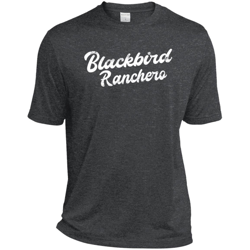Tall Heather Dri-Fit Moisture-Wicking T-Shirt - Ranchero