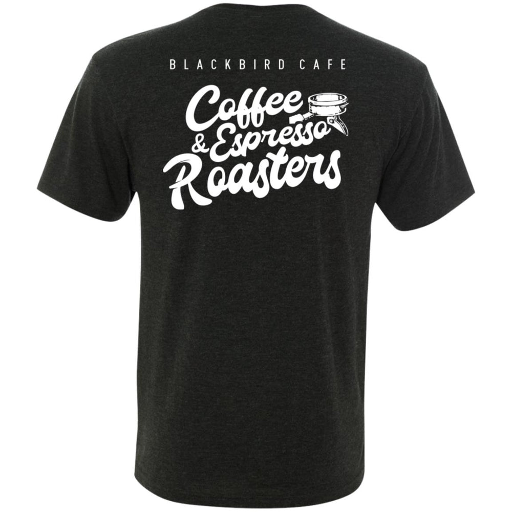 Men's Triblend V-Neck T-Shirt Roasters