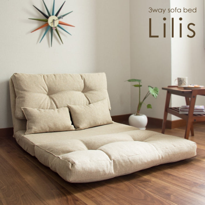 Lilis 3way sofa bed