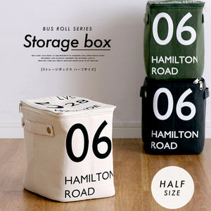 Storage box-HALF SIZE