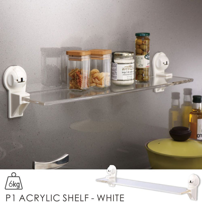 P1 ACRYLIC SHELF
