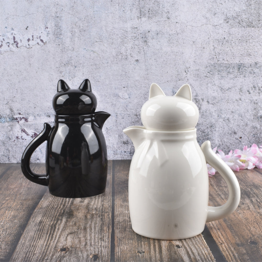 Cat Shaped Teapot